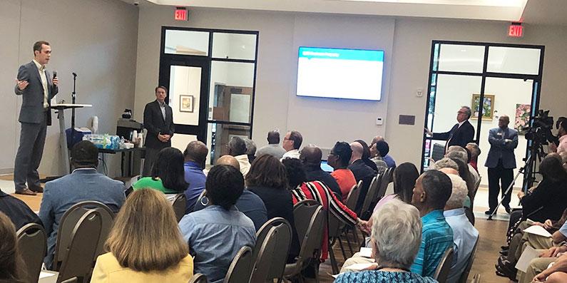 Opportunity Zone Meeting Held September 18, 2019